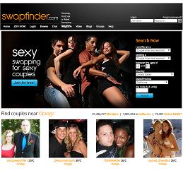 Swinging website dating